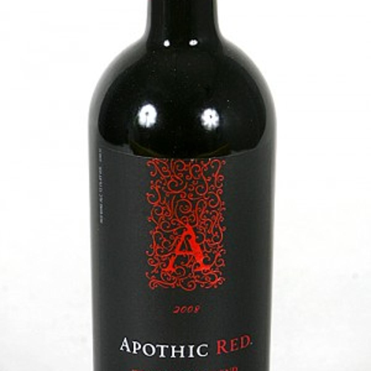 Wine Of The Week Apothic Red 2008 Food And Cooking Lacrossetribune Com