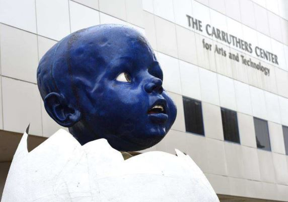 La Crosse to consider where to put Hatched Baby sculpture
