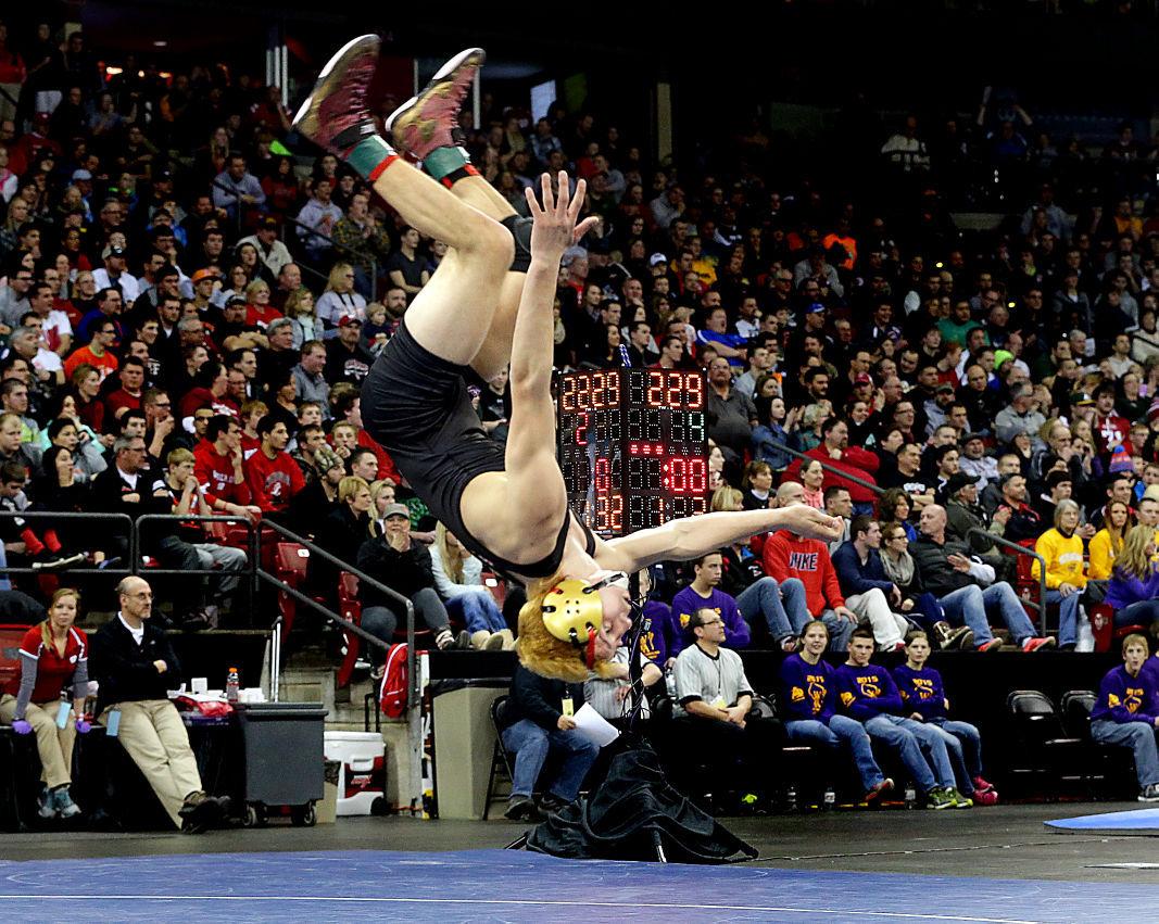 State wrestling Winchel INSIDE PHOTO
