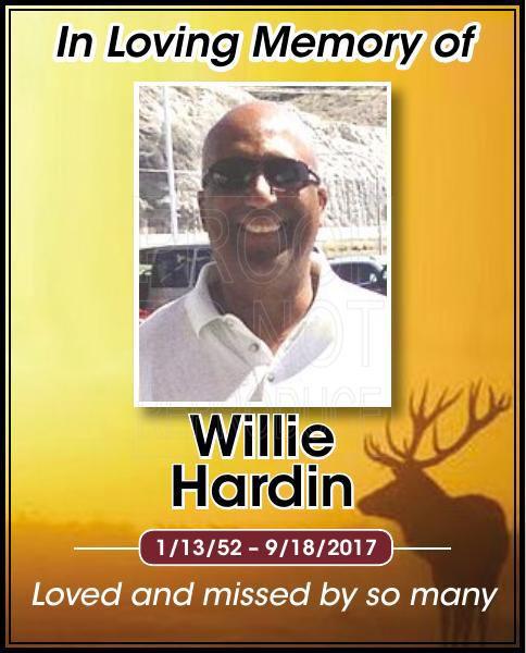 Willie Hardin