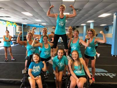 Burn Boot Camp Be Their Muscle Charity Workout