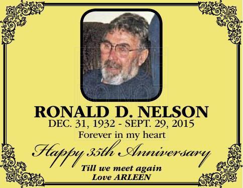 Ronald D. Nelson