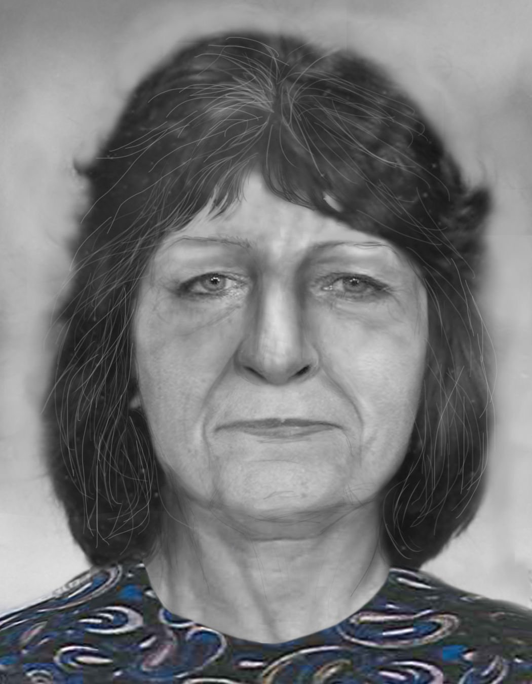 Vernon County Jane Doe forensic drawing