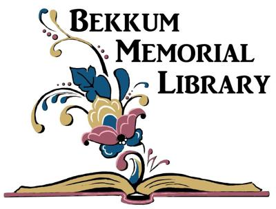 Bekkum Memorial Library new logo 2017