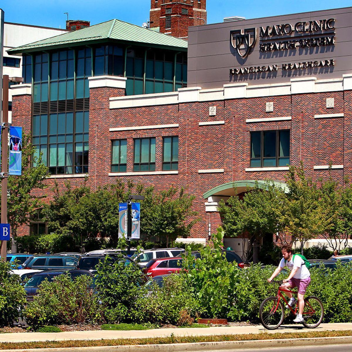 La Crosse is launching pad for Mayo Clinic's billion-dollar records