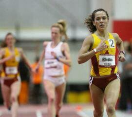 Samantha Bluske: Running