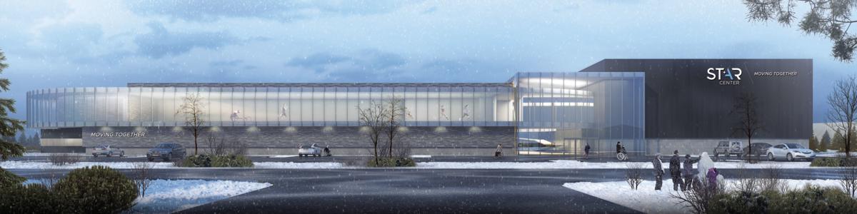 STAR Center exterior