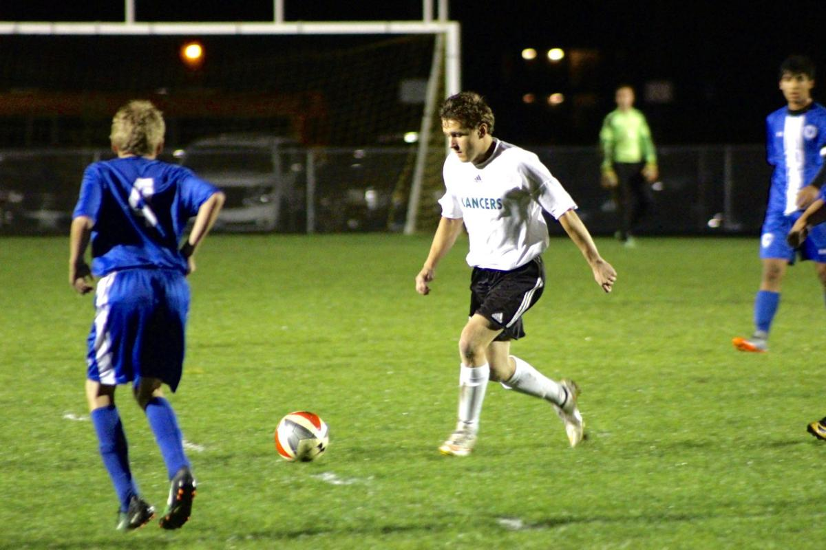 Josh Weigel La Crescent soccer