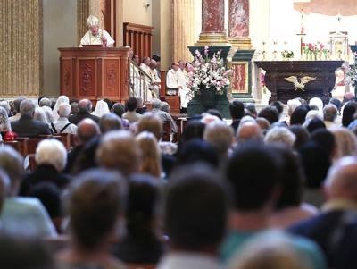Shrine of Our Lady of Guadalupe sermon