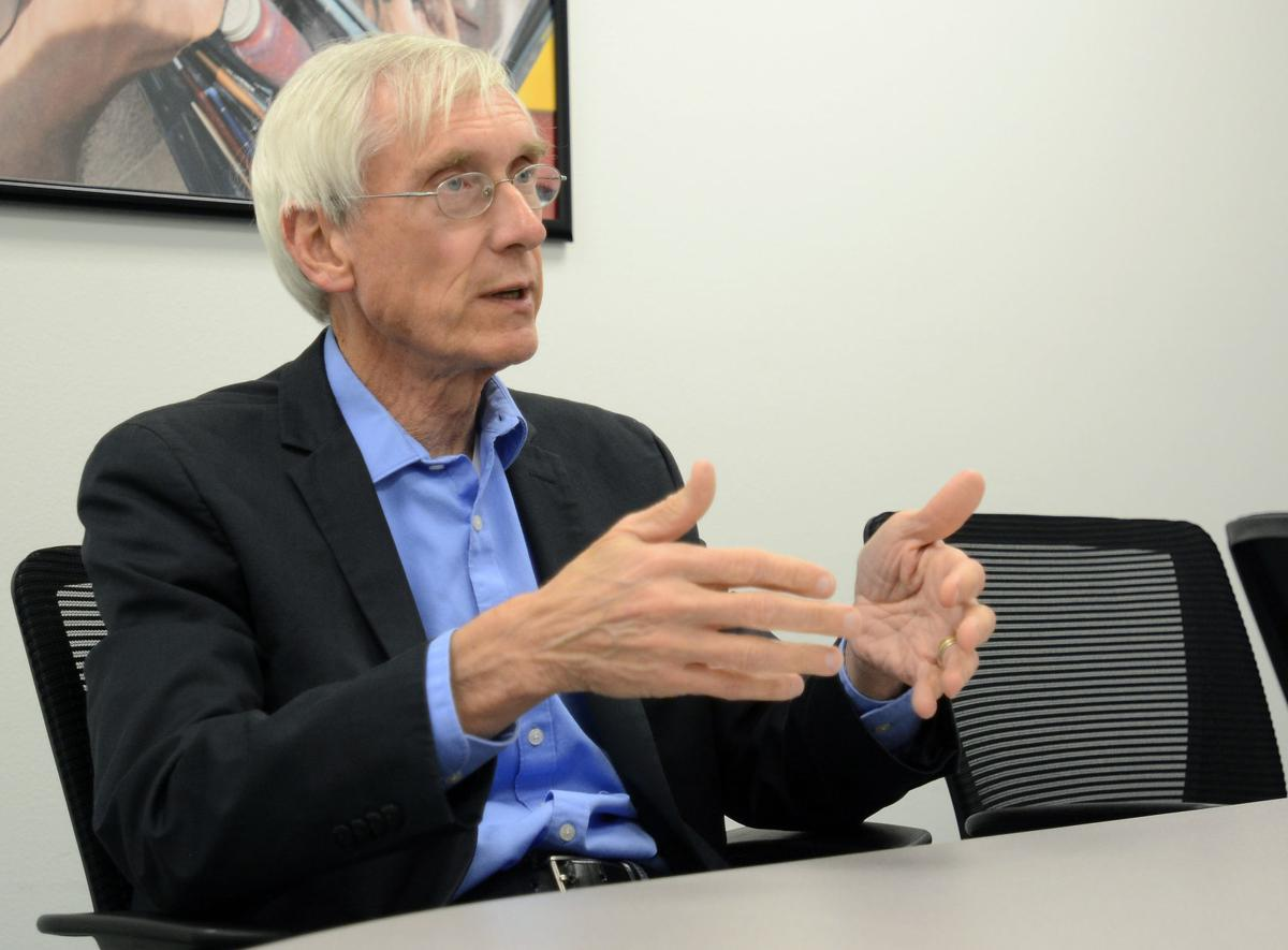 Tony Evers wants legislators to make same as first-year teachers