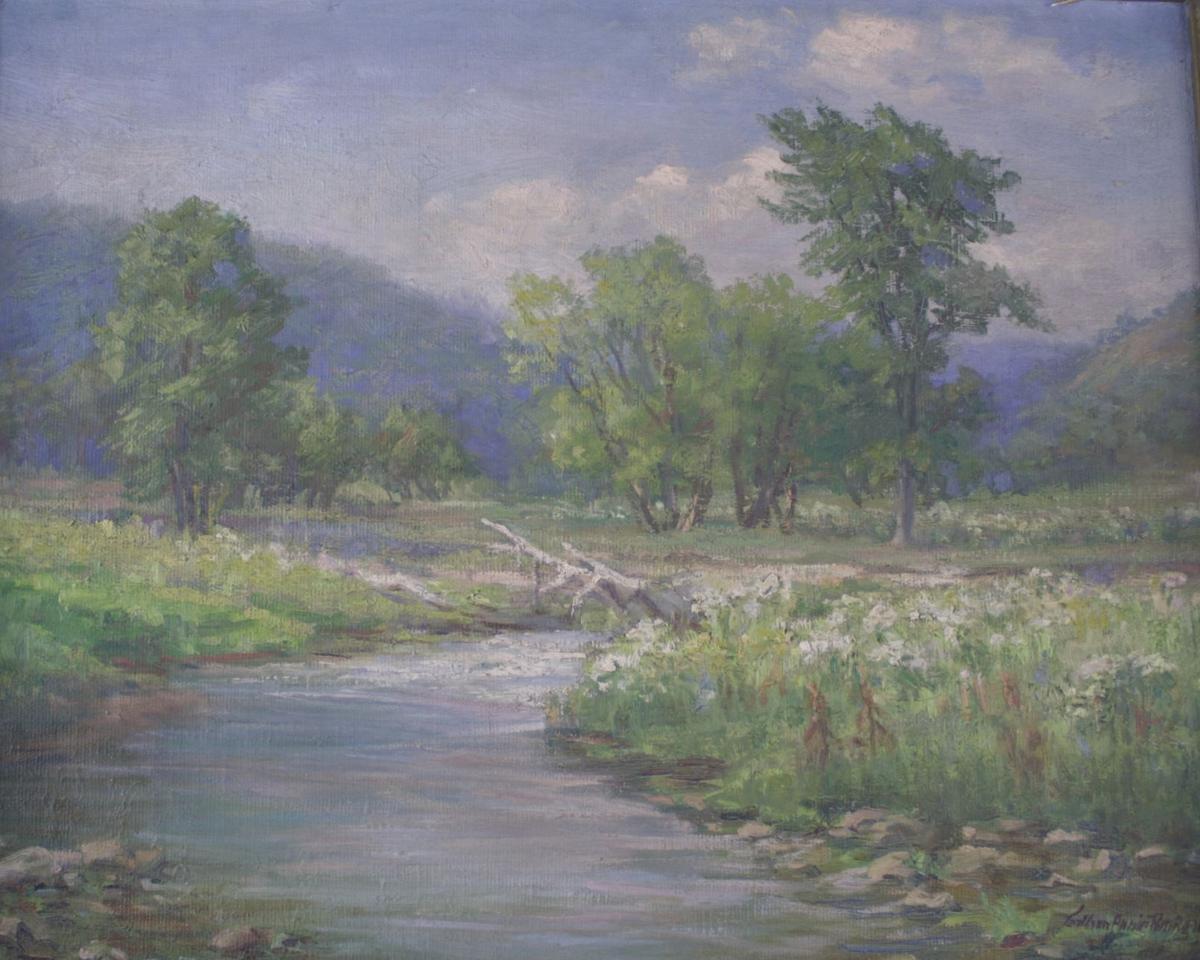 The Artwork of Lillian Annin Pettingill