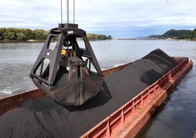 Coal at Diaryland Power