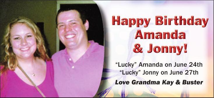 Amanda & Jonny