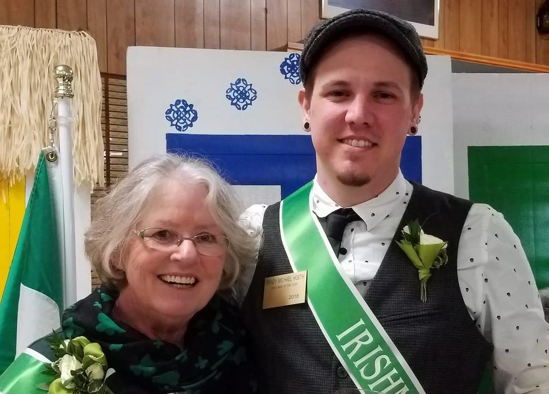 Mary Monks, Brady Hoethe to lead Saturday's St. Patrick's Day Parade in La Crosse