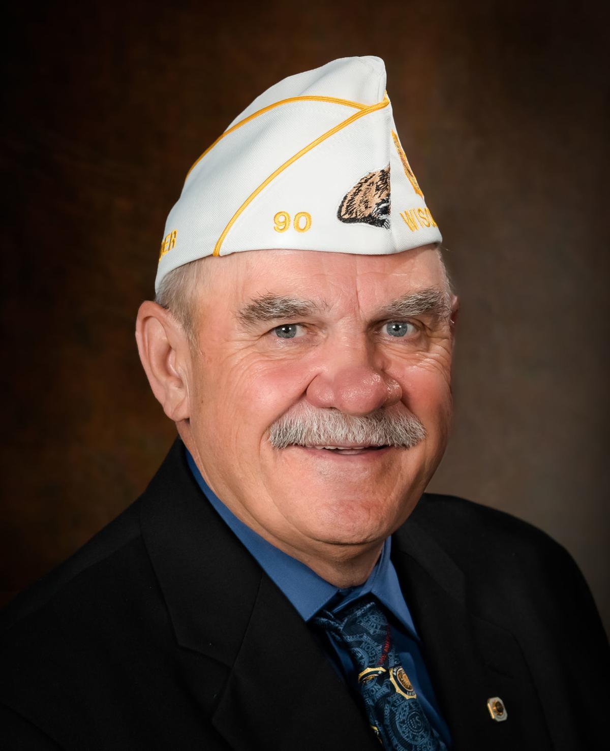 Commander Frank Kostka