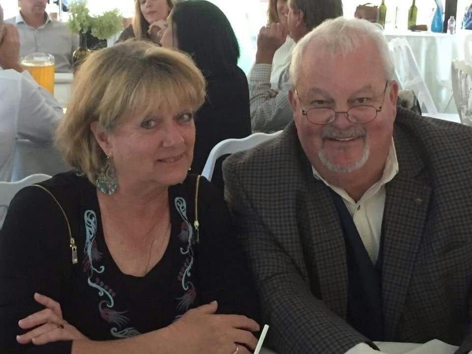 Karen Gilster and David Amborn