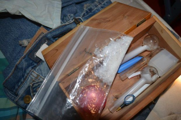 Meth Use Climbs As Price Of Heroin Skyrockets