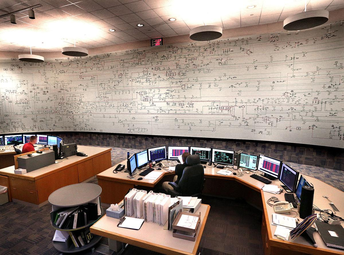 Hidden Places: Dairyland Power's System Operations Center