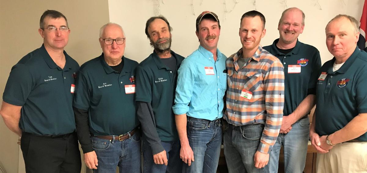 2019 Westby Cooperative Creamy Board of Directors