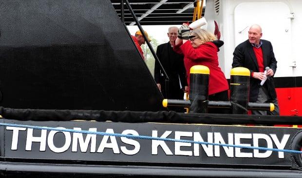 M/V Thomas Kennedy Tugboat