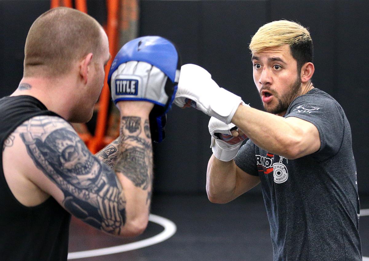 MMA's Felipe Martinez