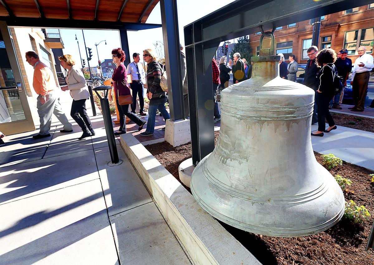 Things That Matter: Old La Crosse County Courthouse bell