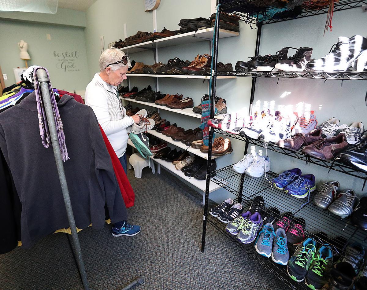 First Teen Clothes Closet