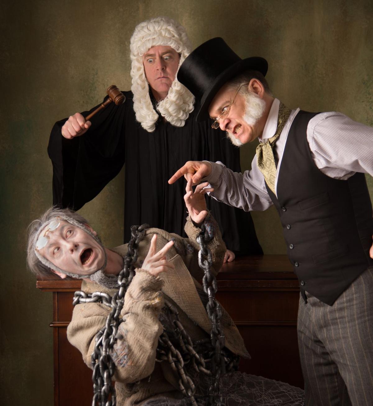 """The Trial of Ebenezer Scrooge"""
