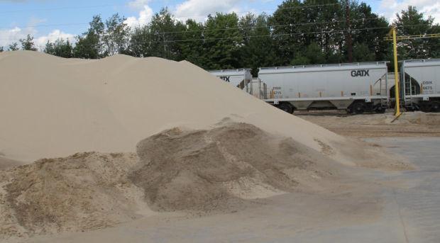 Sand train