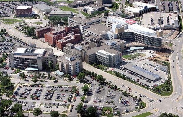 Gundersen campus aerial