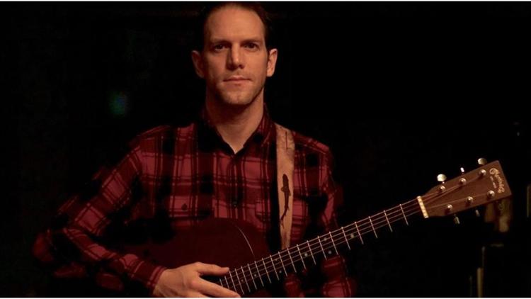Musician David Nash