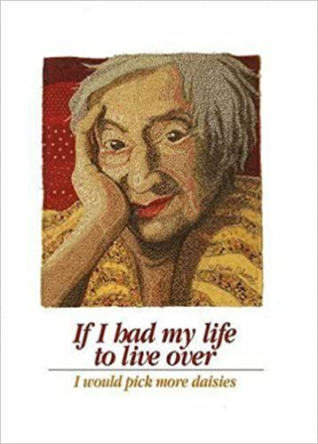 Book cover: 'If I Had My Life to Live Over' by Sandra Martz