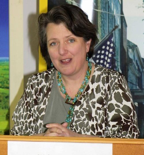 Agriculture Deputy Secretary Kathleen Merrigan