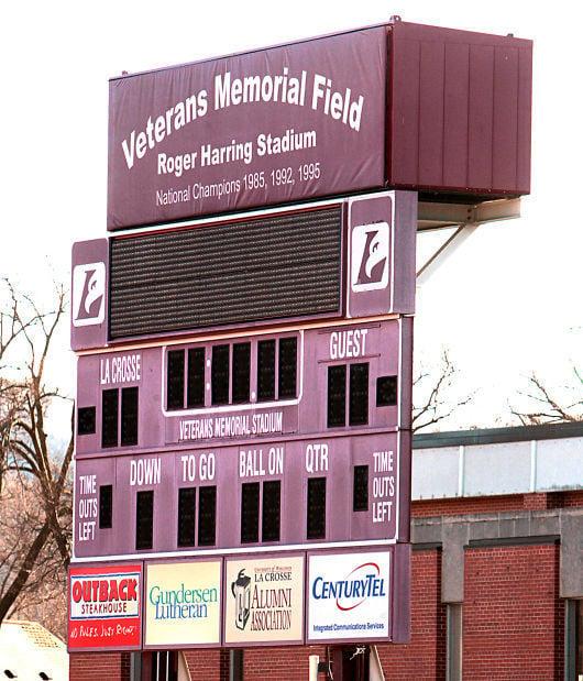 Hometown Icon: Roger Harring Stadium at Veterans Memorial Field Sports Complex