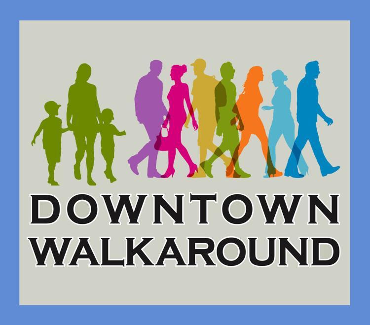 Downtown Walk Around