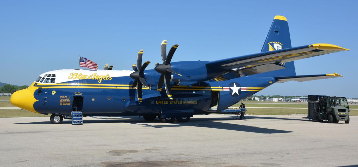 Cargo plane