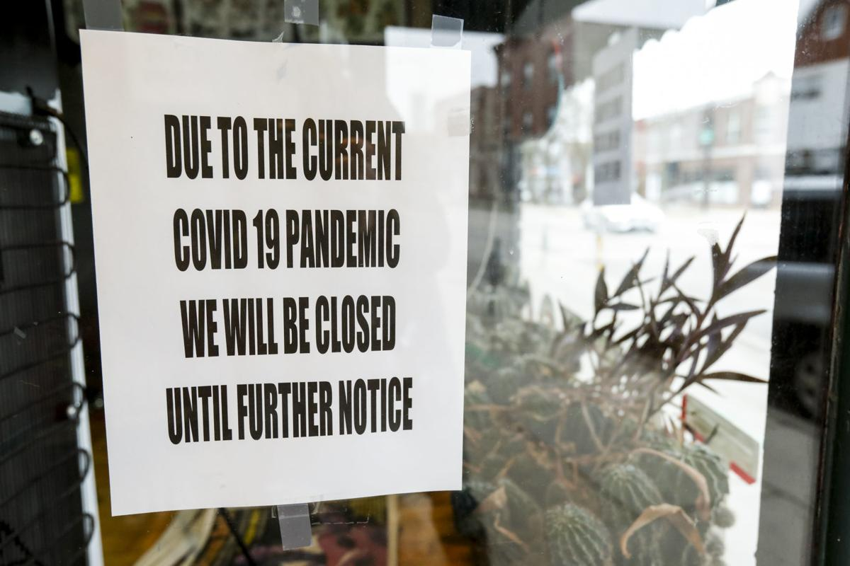 COVID-19 closed
