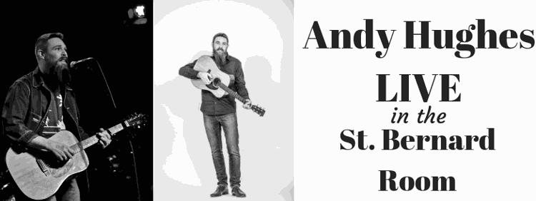 Musician Andy Hughes