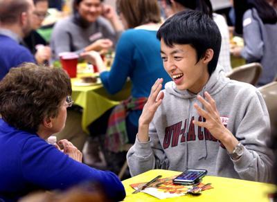 International Student Thanksgiving Dinner