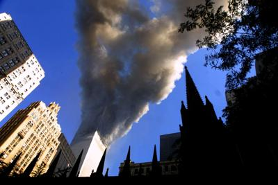 Tell your children where you were on 9/11, how it felt, why America pulled together