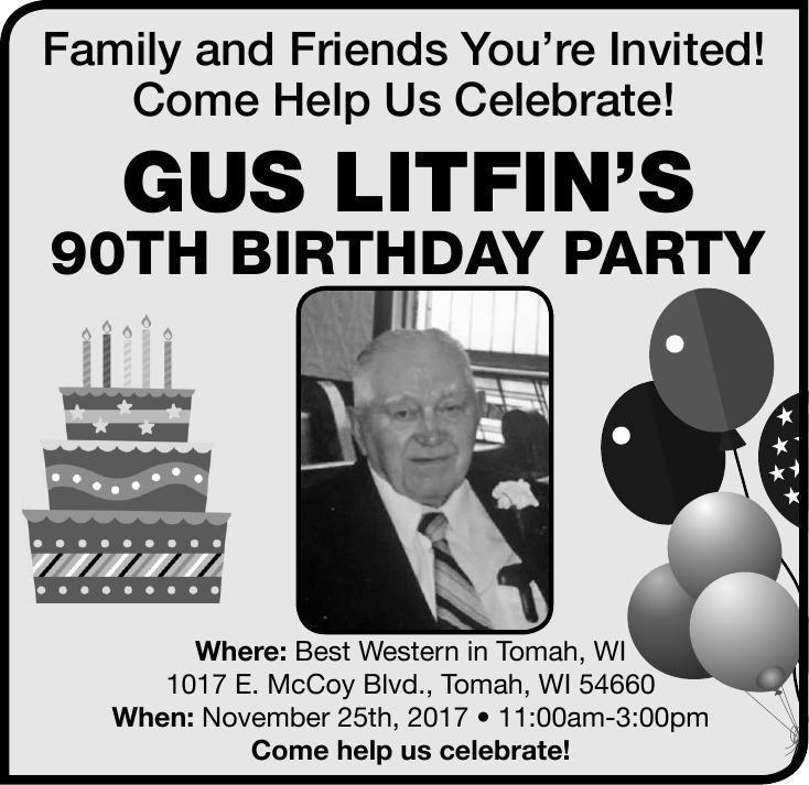 Gus Litfins