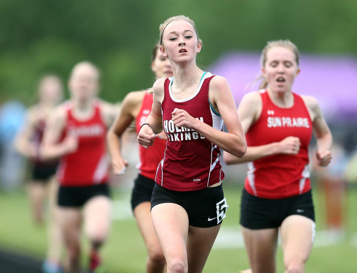 WIAA Division 1 Track and Field Sectional
