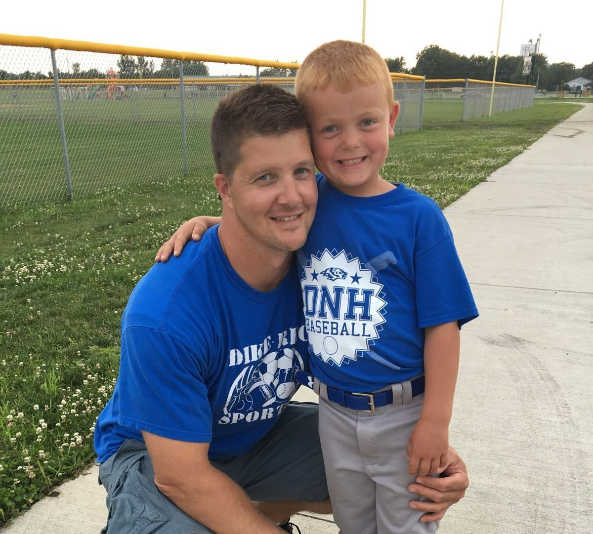 This father and son are killed in a tragic barn collapse