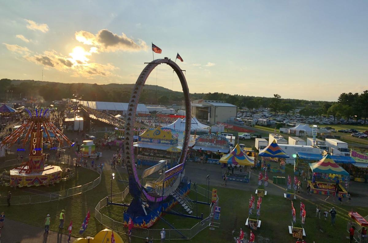 2020 Wi State Fair.Northern Wisconsin State Fair Announces 2020 Grandstand