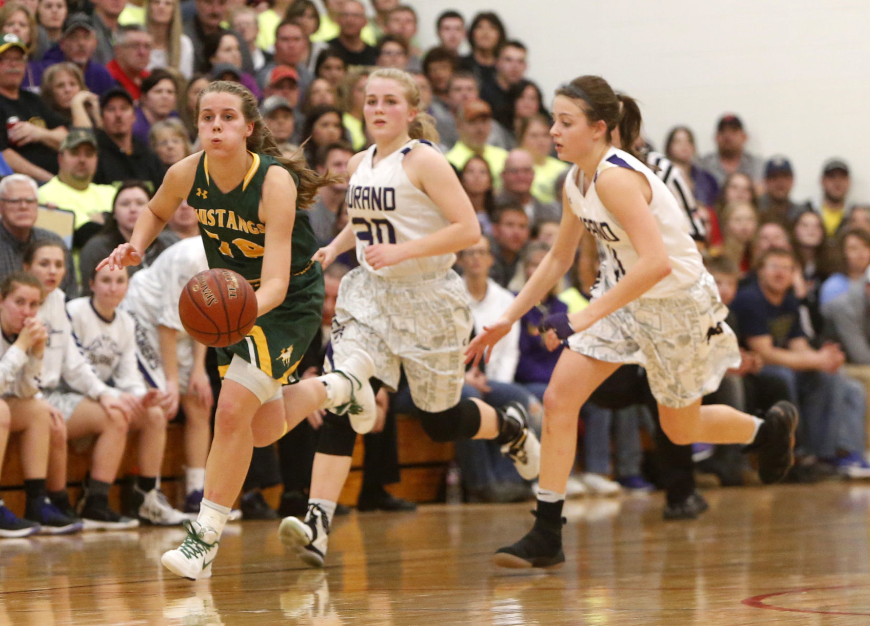 melmin main inside photo WIAA state girls basketball Melrose Mindorou0027s tight knit