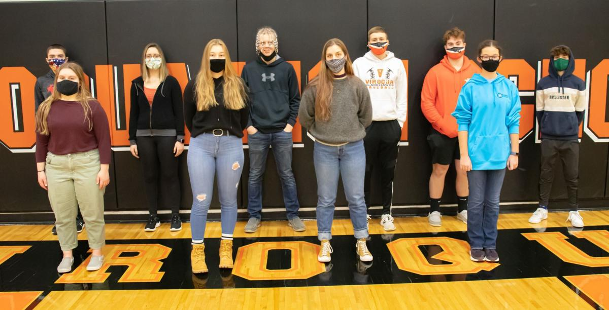 VHS November Students of the Month 1