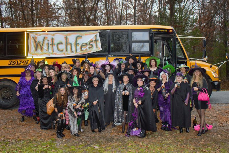 Witchfest takes Halloween fun on the road