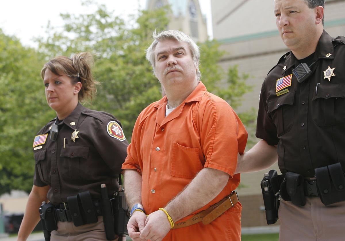 Steven Avery sentencing
