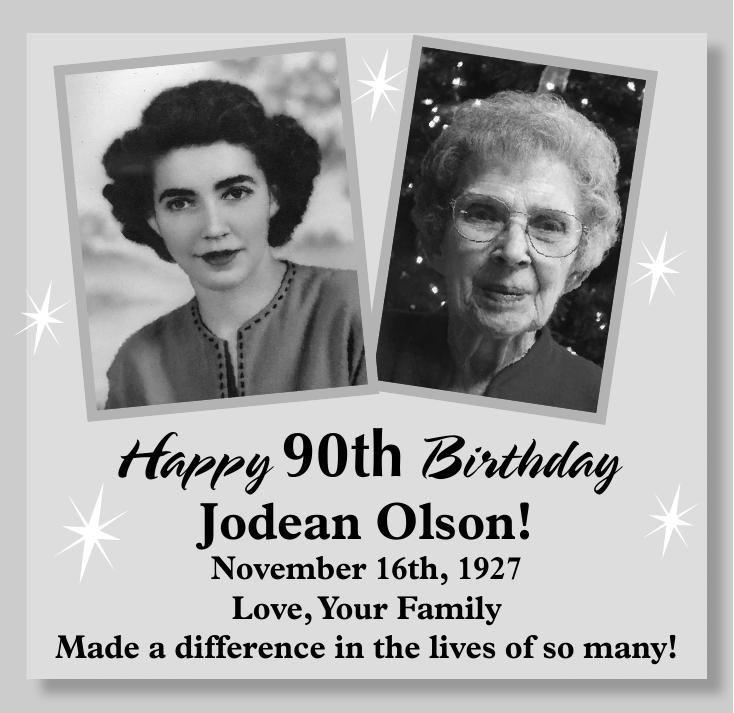 Jodean Olson