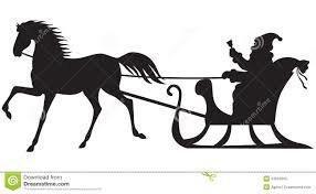 Santa-carriage